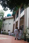 Masjid salah satu fasilitas sekolah
